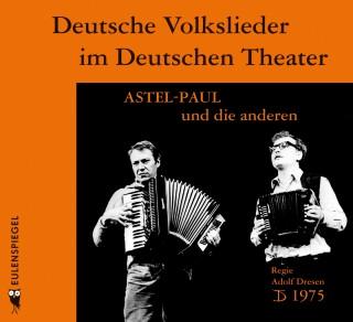Deutsche Volkslieder im Deutschen Theater