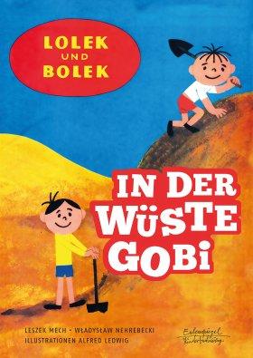 Lolek und Bolek – In der Wüste Gobi