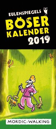 Eulenspiegels Böser Kalender 2019