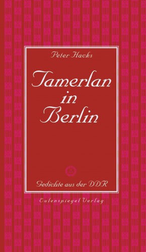 Tamerlan in Berlin