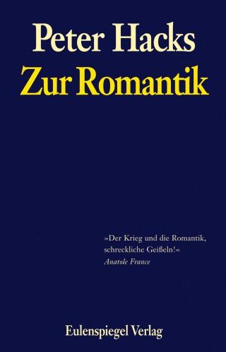 Zur Romantik