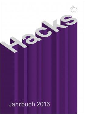 Hacks Jahrbuch 2016