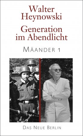 Generation im Abendlicht