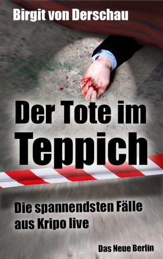 Der Tote im Teppich