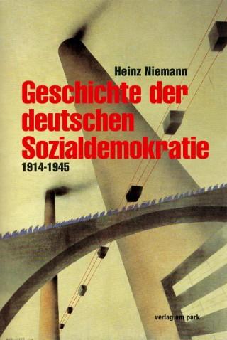 Geschichte der deutschen Sozialdemokratie 1914-1945