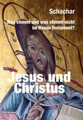 Jesus und Christus