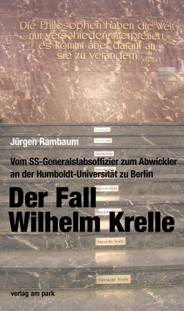 Der Fall Wilhelm Krelle