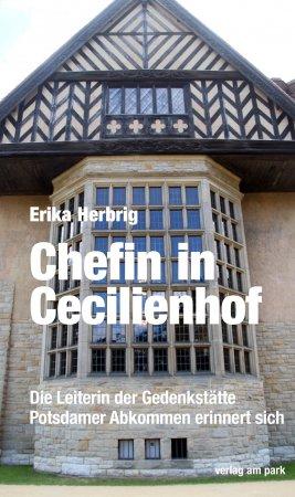 Chefin in Cecilienhof