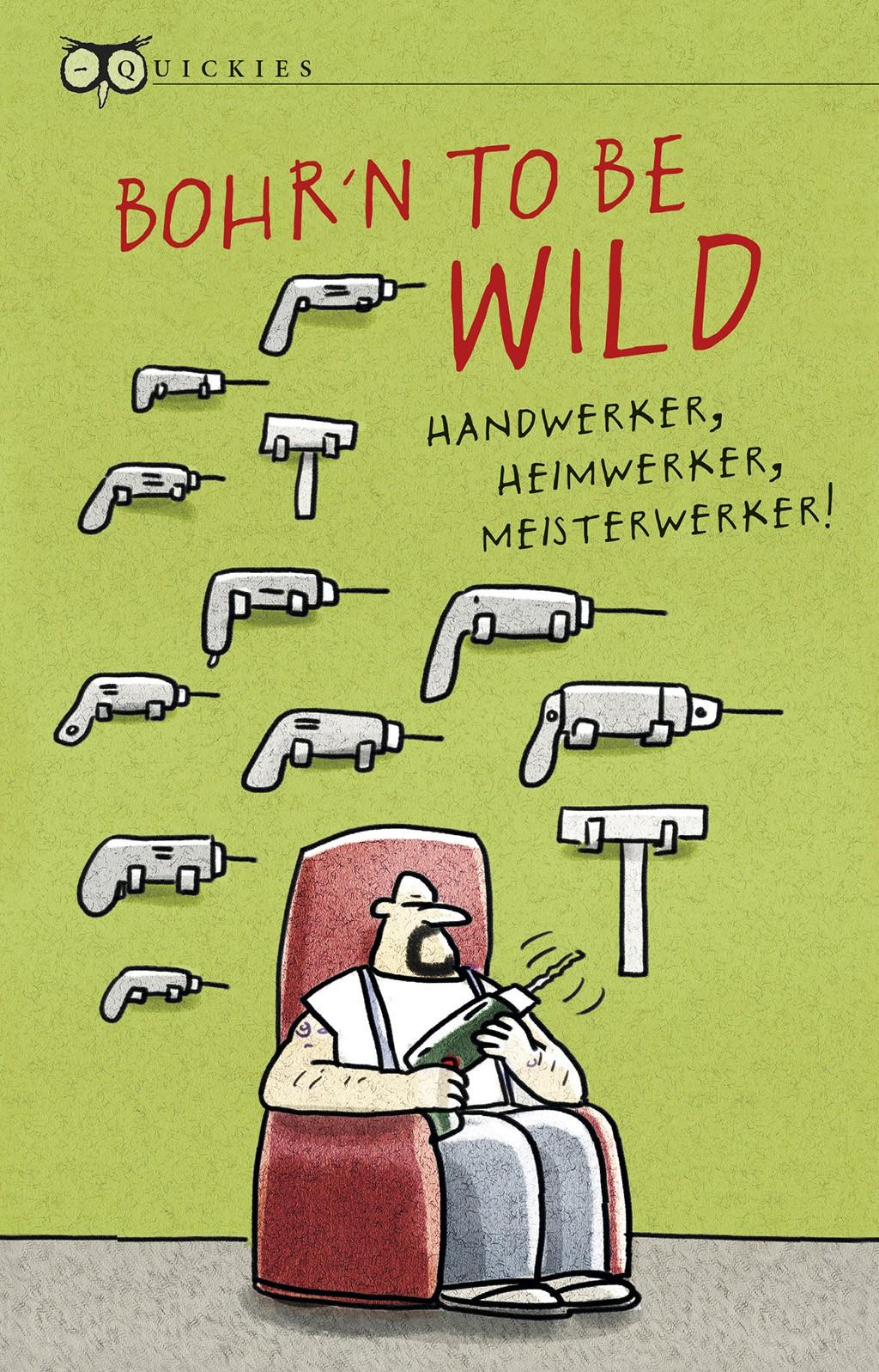 Bohr N To Be Wild Eulenspiegel Verlag Eulenspiegel Verlagsgruppe